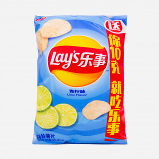 Lays Zitrone