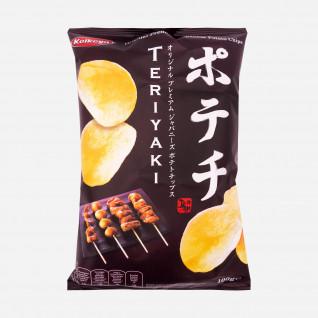Koikeya Chips Teriyaki