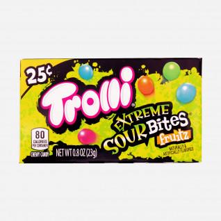 Trolli Extreme Sour Bites Fruits