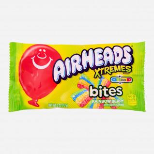 Airheads Extremes Bites Rainbow Berry