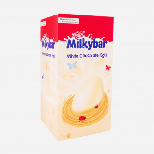 Nestle Milkybar White Chocolate Egg