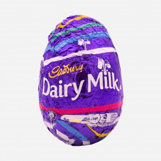 Cadbury Purple Egg