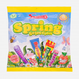 Swizzles Spring Selection