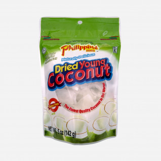 Dried Young Coconut