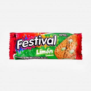 Festival Limon Cookies