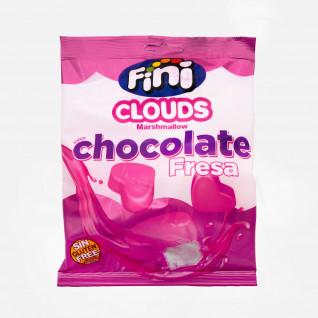 Fini Clouds Marshmallow Chocolate Fresa