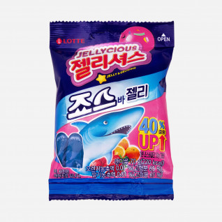 Lotte Jaws Bar Jelly