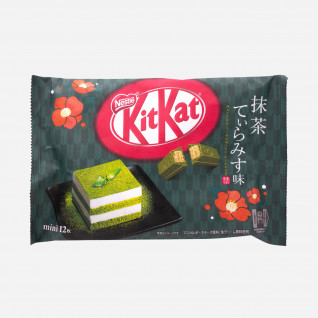 Kit Kat Mini Matcha Tiramisu