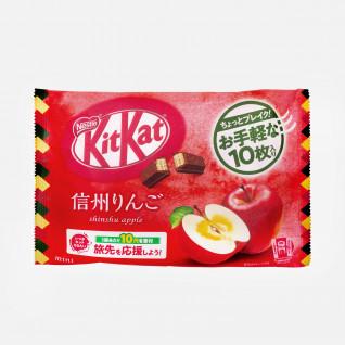 Kitkat Mini Shinshu Apple