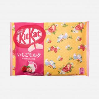 Kit Kat Mini Strawberry Milk