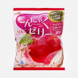 Yukiguni Aguri Konjac Jelly Apple Juice