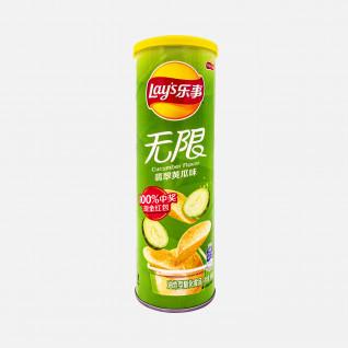 Lays Cucumber Flavor