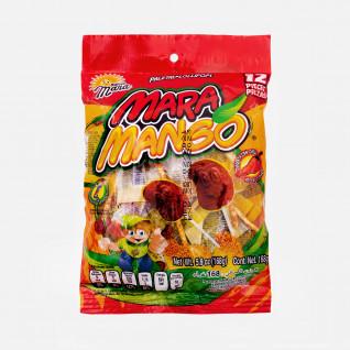 Mara Mango Lollipops mit Chilli
