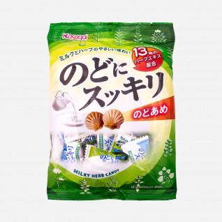 Nodo Ni Sukkiri Milk & Herbs