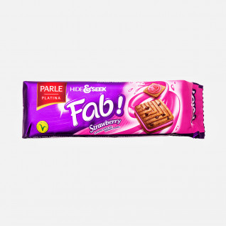 Parle Fab Strawberry