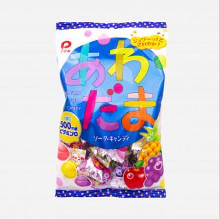 Pine Awadama Soda Candy