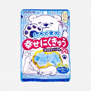Senjaku Polar Bear Paws White Soda